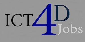 ICT4D Jobs