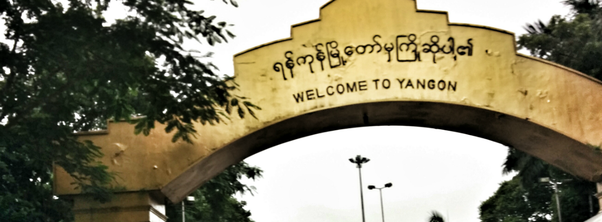 Welcome to Myanmar 2